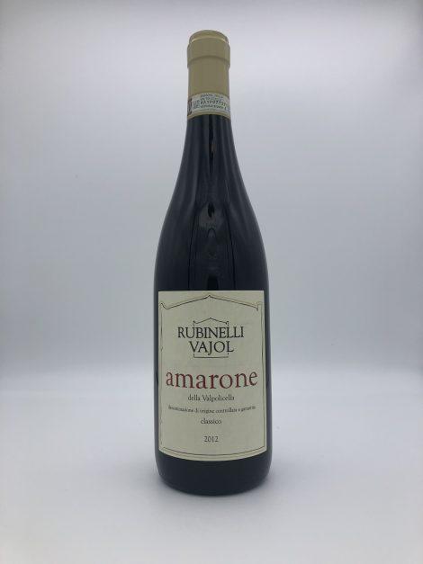 Amarone della Valpolicella Classico – Rubinelli Vajol