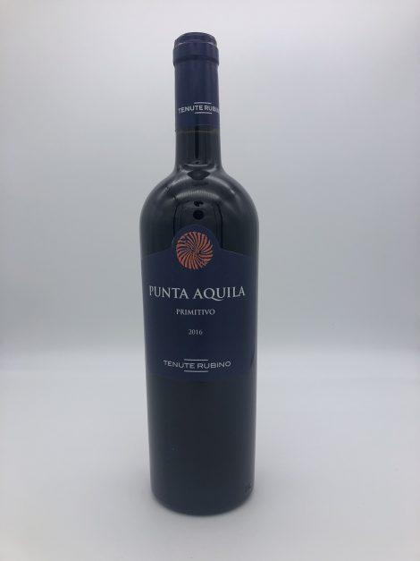 "Primitivo ""Punta Aquila"" – Tenute Rubino"