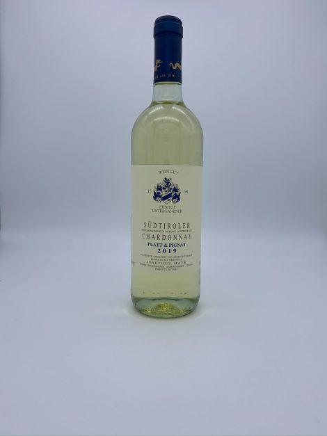 """Chardonnay """"Platt&Pignat"""" – Unterganzner"""