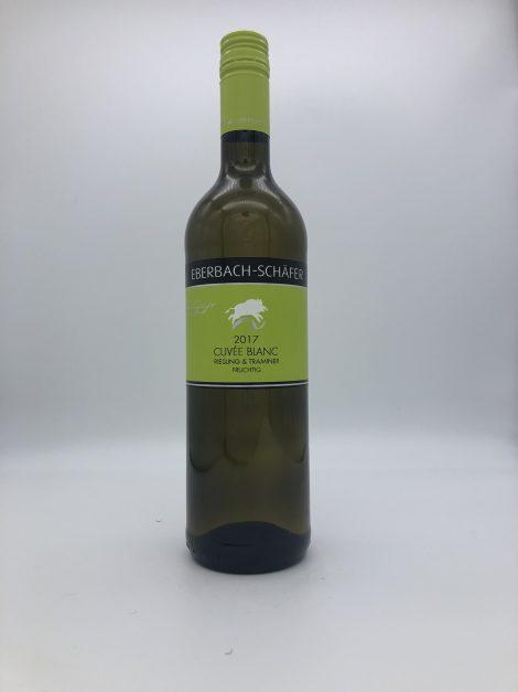 Cuveé Blanc fruchtig – Eberbach-Schäfer