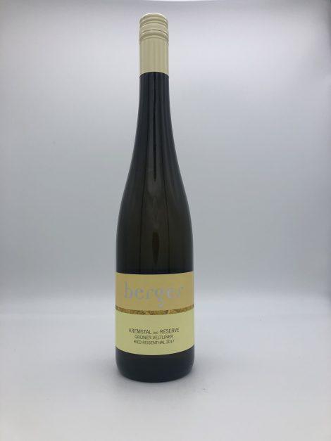 "Grüner Veltliner ""Reisenthal"" – Berger"