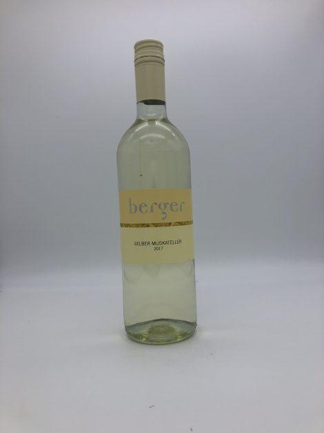 Gelber Muskateller – Berger
