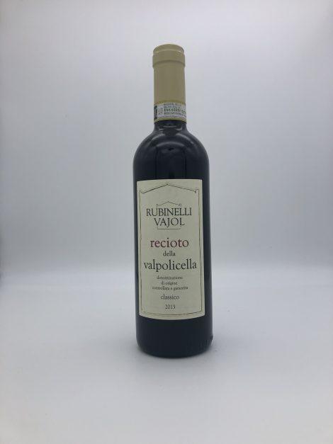 Recioto della Valpolicella Classico – Rubinelli Vajol