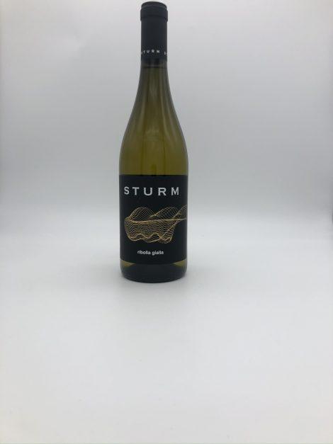 Ribolla Gialla – Sturm
