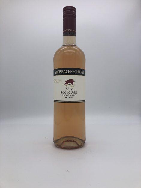 Rosé Cuveé fruchtig – Eberbach-Schäfer