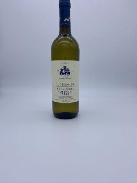 """Sauvignon Blanc """"Platt&Pignat"""" – Unterganzner"""