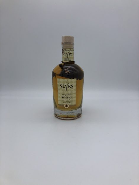 Bavarian Single Malt Whisky | 43% – Slyrs